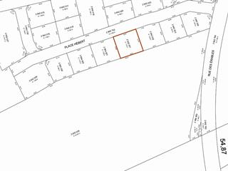 Terrain à vendre à Saint-Lambert-de-Lauzon, Chaudière-Appalaches, Rue  Hébert, 21832079 - Centris.ca