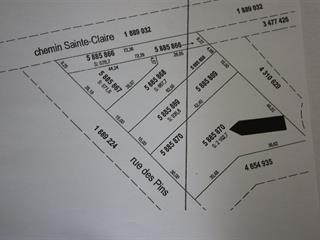 Terrain à vendre à Terrebonne (La Plaine), Lanaudière, Rue des Pins, 12797972 - Centris.ca