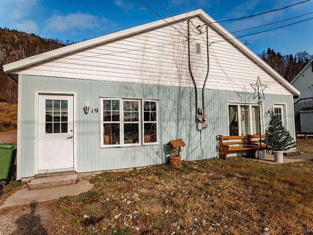 Maison à vendre à Franquelin, Côte-Nord, 19 - 21, Rue des Érables, 23065151 - Centris.ca