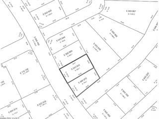 Terrain à vendre à Nicolet, Centre-du-Québec, Rue du Faubourg, 28234768 - Centris.ca