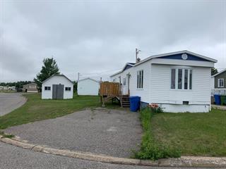 Maison mobile à vendre à Port-Cartier, Côte-Nord, 2, Rue  Lelièvre, 14649265 - Centris.ca