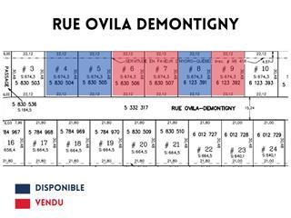 Lot for sale in Shawinigan, Mauricie, Rue  Ovila-Demontigny, 11516543 - Centris.ca