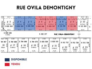 Lot for sale in Shawinigan, Mauricie, Rue  Ovila-Demontigny, 14670063 - Centris.ca
