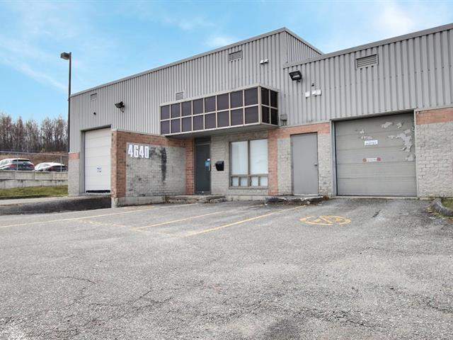 Commercial unit for rent in Sherbrooke (Brompton/Rock Forest/Saint-Élie/Deauville), Estrie, 4640, boulevard  Bourque, 11884308 - Centris.ca