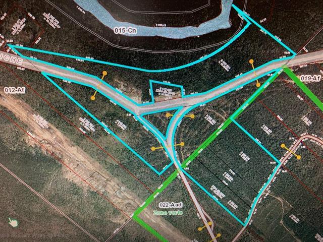 Terre à vendre à Clermont (Capitale-Nationale), Capitale-Nationale, Chemin du Friche, 28296621 - Centris.ca