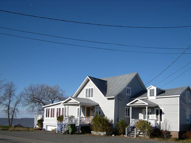 Maison à vendre à Cap-Saint-Ignace, Chaudière-Appalaches, 915, Chemin des Pionniers Est, 21841773 - Centris.ca
