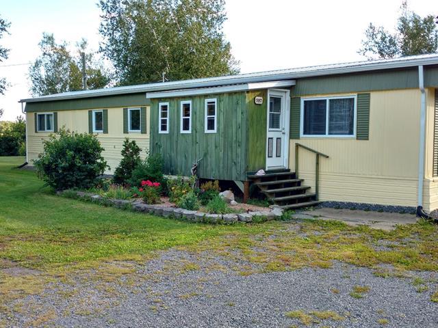 Maison mobile à vendre à Sainte-Françoise (Centre-du-Québec), Centre-du-Québec, 597, Rue  Aubé, 23840462 - Centris.ca