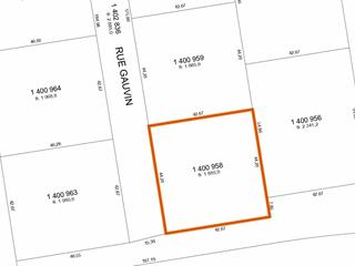 Land for sale in Granby, Montérégie, Rue  Gauvin, 26081314 - Centris.ca