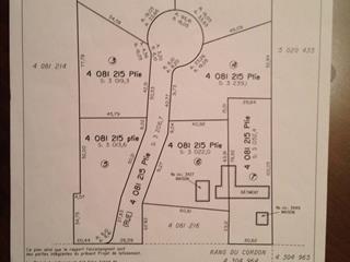 Terrain à vendre à Sainte-Julienne, Lanaudière, Rue du Cavalier, 21365357 - Centris.ca