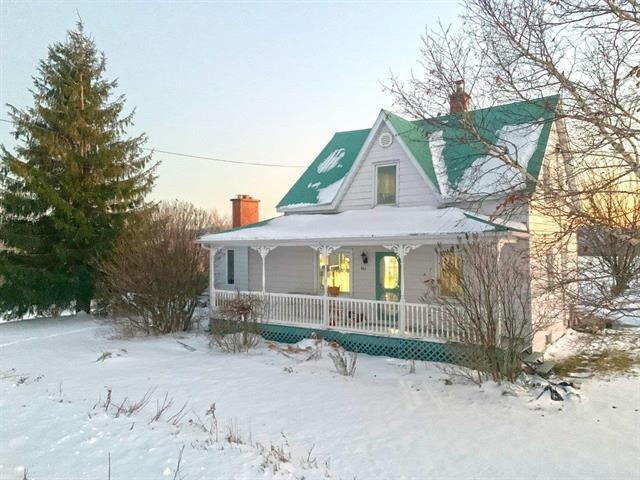 Ferme à vendre à Notre-Dame-des-Bois, Estrie, 161, Route du Parc, 20566023 - Centris.ca