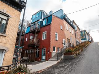 Triplex for sale in Québec (La Cité-Limoilou), Capitale-Nationale, 815 - 825, Rue de Claire-Fontaine, 26012964 - Centris.ca