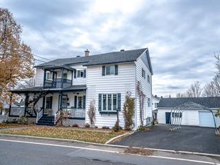 Duplex à vendre à Sainte-Agathe-de-Lotbinière, Chaudière-Appalaches, 4542 - 4544, Rue  Gosford Est, 12439324 - Centris.ca