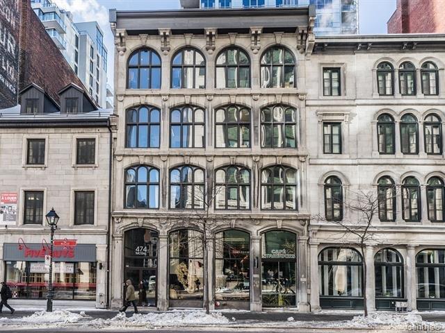 Condo / Apartment for rent in Montréal (Ville-Marie), Montréal (Island), 474, Rue  McGill, apt. 302, 18457069 - Centris.ca