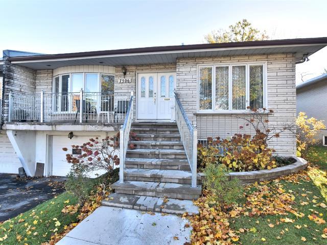 House for sale in Côte-Saint-Luc, Montréal (Island), 7506, Chemin  Wavell, 11952807 - Centris.ca