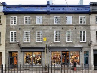 Condo / Apartment for rent in Québec (La Cité-Limoilou), Capitale-Nationale, 32 1/2, Rue  Sainte-Anne, apt. 4, 20563985 - Centris.ca