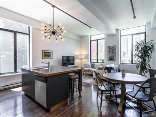 Condo / Apartment for rent in Montréal (Le Sud-Ouest), Montréal (Island), 1015, Rue  William, apt. 214, 17227316 - Centris.ca