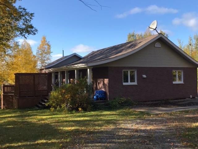 Chalet à vendre à Eeyou Istchee Baie-James, Nord-du-Québec, 12, Chemin du Lac-David, 23928659 - Centris.ca