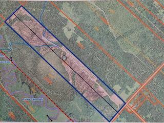 Terre à vendre à Saint-Omer, Chaudière-Appalaches, Rang des Gagnon, 12273039 - Centris.ca