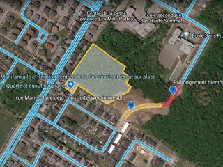 Lot for sale in Saint-Jérôme, Laurentides, Rue du Quartz, 13218314 - Centris.ca