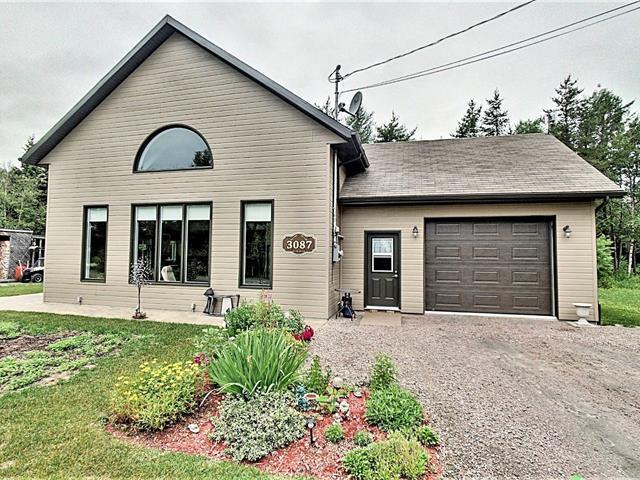 Cottage for sale in Saint-Félicien, Saguenay/Lac-Saint-Jean, 3087, Chemin du Héron-Bleu, 25186125 - Centris.ca