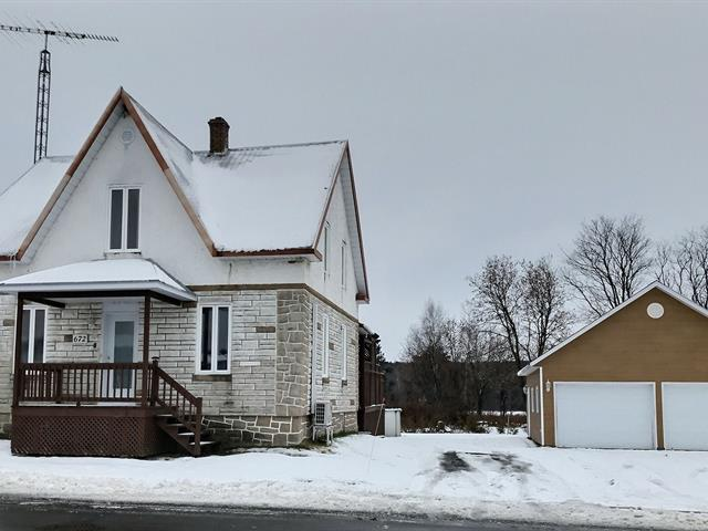 Maison à vendre à Saint-Sylvère, Centre-du-Québec, 672, Rue  Principale, 21968655 - Centris.ca