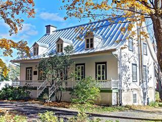 Maison à vendre à Château-Richer, Capitale-Nationale, 8294, Avenue  Royale, 9527727 - Centris.ca
