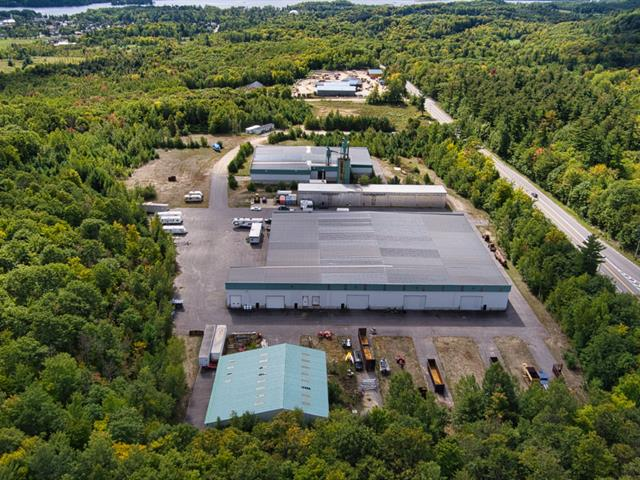 Industrial building for rent in Montebello, Outaouais, 800, Route  323, 15731062 - Centris.ca