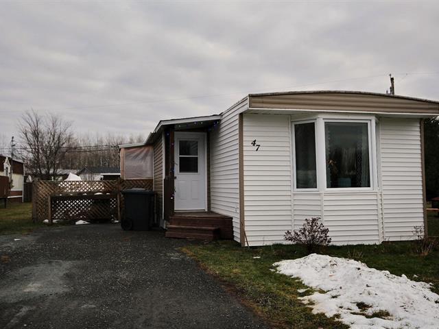Mobile home for sale in Drummondville, Centre-du-Québec, 47, Place  Bonneville, 27378755 - Centris.ca