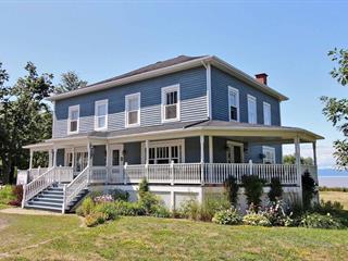 Maison à vendre à Saint-Roch-des-Aulnaies, Chaudière-Appalaches, 780, Route de la Seigneurie, 10062038 - Centris.ca