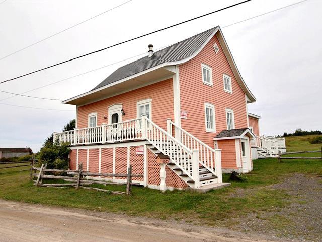 House for sale in Notre-Dame-des-Sept-Douleurs, Bas-Saint-Laurent, 6805, Chemin de l'Île, 23233594 - Centris.ca