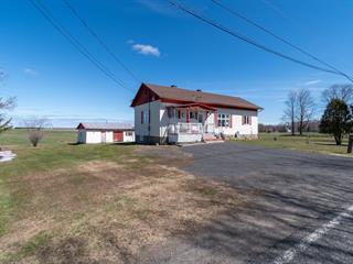 Fermette à vendre à Saint-Agapit, Chaudière-Appalaches, 168Z, 3e Rang Ouest, 10955136 - Centris.ca