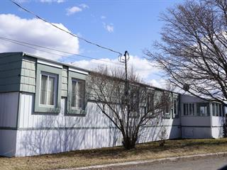 Mobile home for sale in Montmagny, Chaudière-Appalaches, 127, Avenue du Chanoine-Brochu, 21807493 - Centris.ca