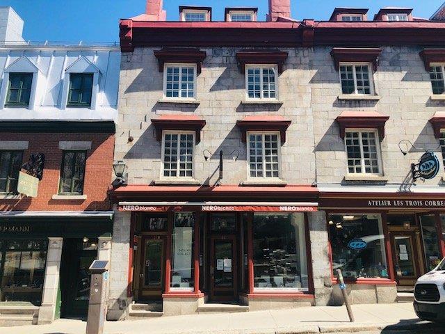 Bâtisse commerciale à vendre à Québec (La Cité-Limoilou), Capitale-Nationale, 44 - 44 1/2, Côte de la Fabrique, 13815090 - Centris.ca