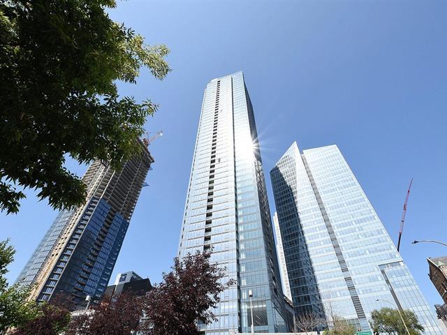 Condo / Apartment for rent in Montréal (Ville-Marie), Montréal (Island), 1188, Rue  Saint-Antoine Ouest, apt. 1609, 19906664 - Centris.ca