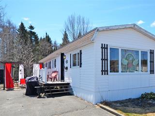 Mobile home for sale in Port-Cartier, Côte-Nord, 73, Rue  Boucher, 12125691 - Centris.ca