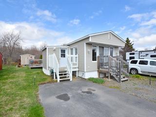 Maison mobile à vendre à Drummondville, Centre-du-Québec, 62, Place  Bonneville, 23190386 - Centris.ca