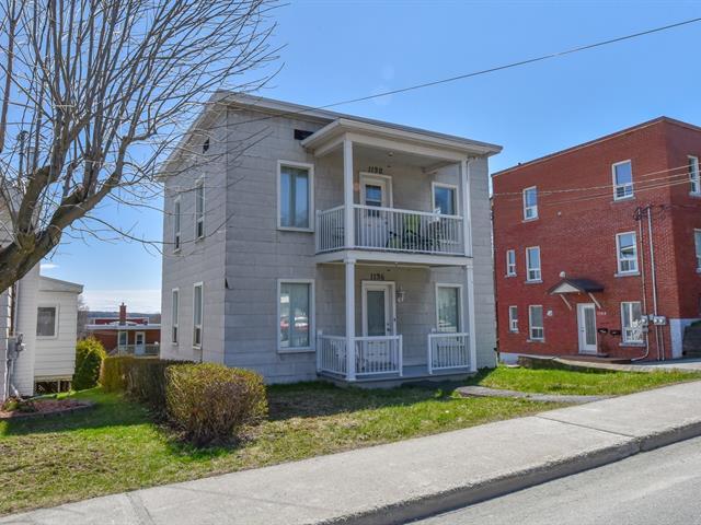 Duplex à vendre à Sherbrooke (Les Nations), Estrie, 1136 - 1138, Rue  Larocque, 13429298 - Centris.ca