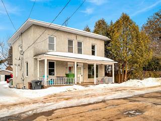 Duplex for sale in Montebello, Outaouais, 219 - 221, Rue du Docteur-Marcel-Ménard, 27002314 - Centris.ca
