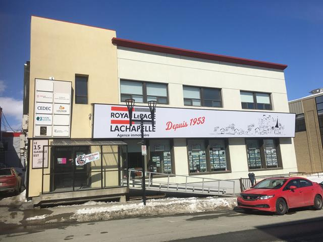 Local commercial à louer à Rouyn-Noranda, Abitibi-Témiscamingue, 15, Rue  Gamble Est, local 204, 18675660 - Centris.ca