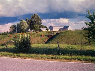 Land for sale in Saint-Hugues, Montérégie, 455Z, Rang  Bourgchemin Ouest, 15374003 - Centris.ca