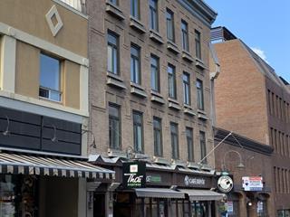 Income properties for sale in Québec (La Cité-Limoilou), Capitale-Nationale, 852 - 856, Rue  Saint-Jean, 22039799 - Centris.ca