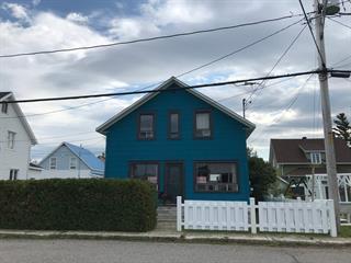 Maison à vendre à Cap-Chat, Gaspésie/Îles-de-la-Madeleine, 5, Rue  Cartier, 19507860 - Centris.ca
