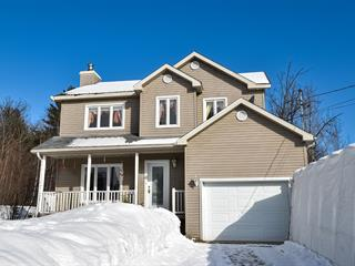 Fermette à vendre à Sainte-Sophie, Laurentides, 508Z, Chemin  Abercrombie, 10285684 - Centris.ca