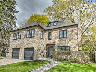 House for sale in Montréal (Côte-des-Neiges/Notre-Dame-de-Grâce), Montréal (Island), 4817, Rue  Cedar Crescent, 14416127 - Centris.ca