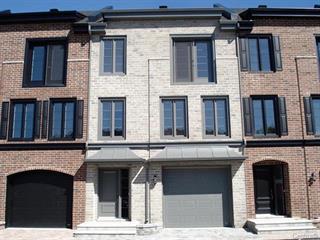 Maison à louer à Brossard, Montérégie, 7945, Rue  Nadeau, app. 25, 14913792 - Centris.ca