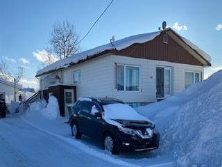 Maison à vendre à Chapais, Nord-du-Québec, 40, 7e Rue, 21341556 - Centris.ca