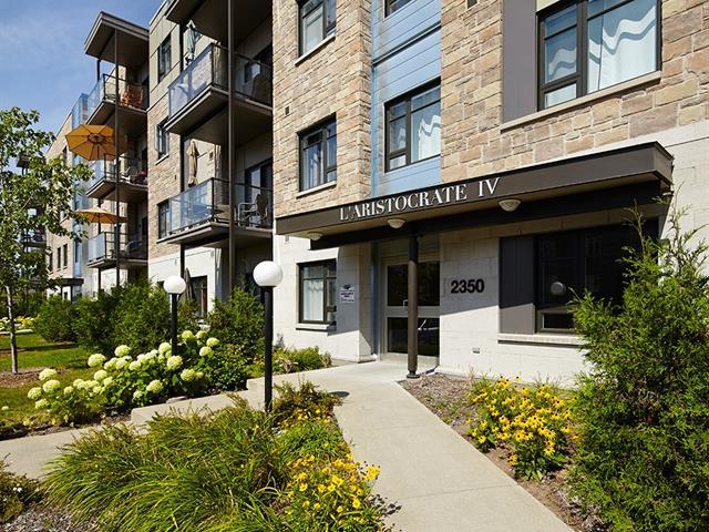 Condo / Appartement à louer à Québec (Les Rivières), Capitale-Nationale, 2355, Rue de Bilbao, app. 401, 20246226 - Centris.ca
