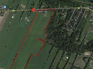 Land for sale in Rigaud, Montérégie, 345, Chemin de la Grande-Ligne, 17988212 - Centris.ca