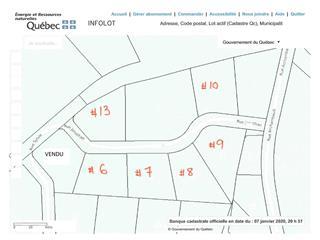 Lot for sale in Notre-Dame-de-Lourdes (Lanaudière), Lanaudière, Rue  Jonathan, 18727729 - Centris.ca