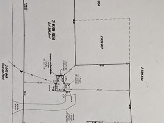 Terrain à vendre à Saint-Lambert-de-Lauzon, Chaudière-Appalaches, 176Z, Rue du Pont, 26089678 - Centris.ca